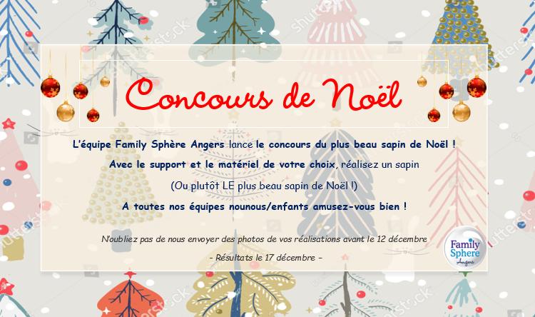 Le concours de Noel 🎄