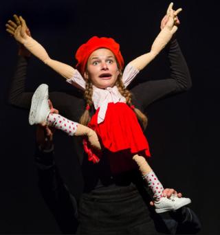 Théâtre et marionnettes «Poupette in Bruxelles», le 21 décembre prochain