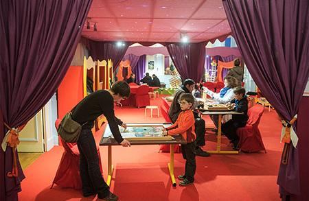 Résumé : Venez vous amusez avec vos enfants dans un espace dédié […]