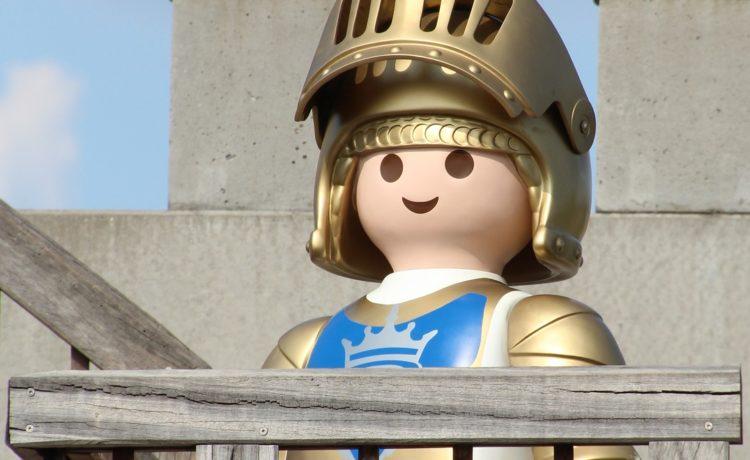 Le château du Roi René en Playmobil jusqu'au 6 janvier