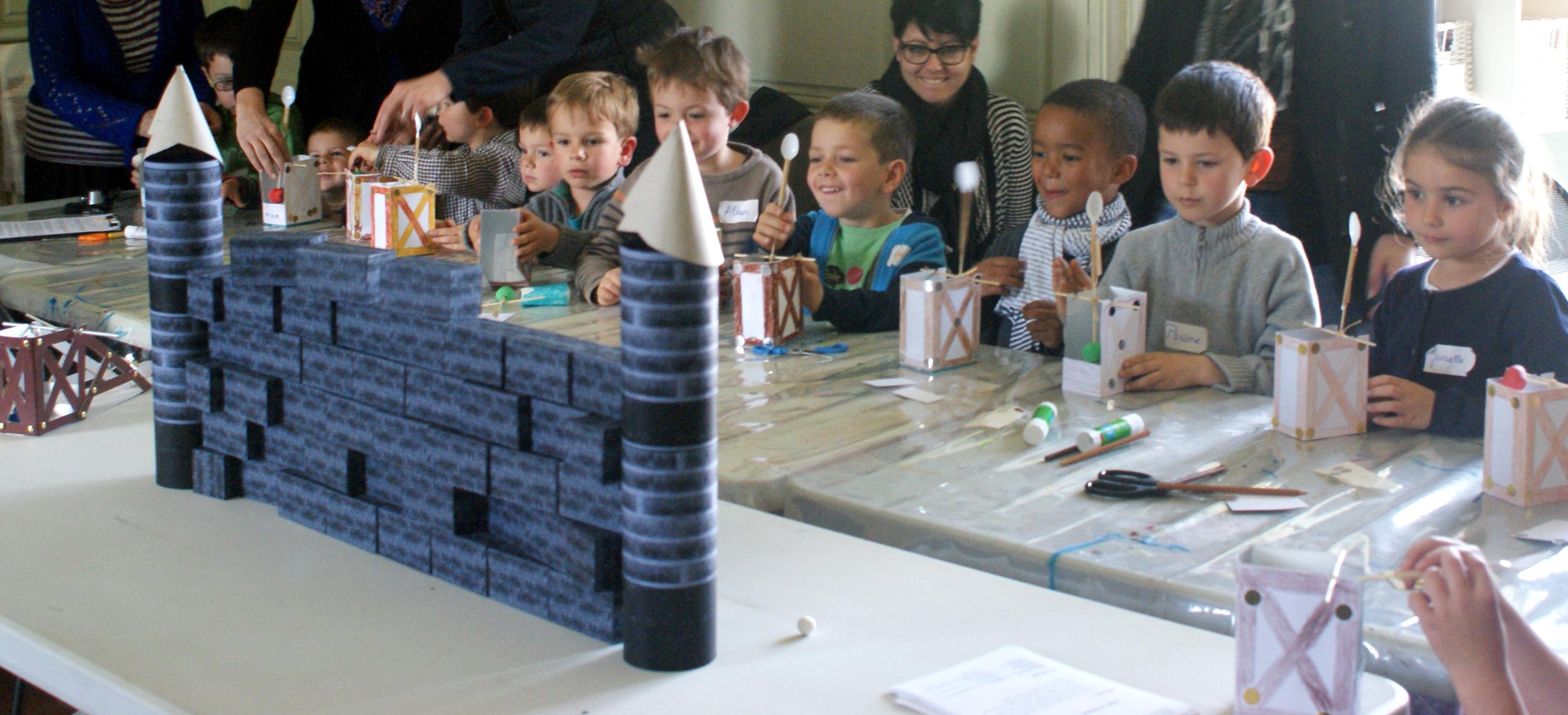 Vacances au Château d'Angers Un dispositif éducatif et culturel pour les enfants […]